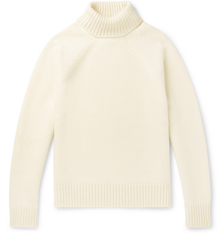 Holiday Boileau - Wool Rollneck Sweater - Beige, vendor code: 456212, photo 1