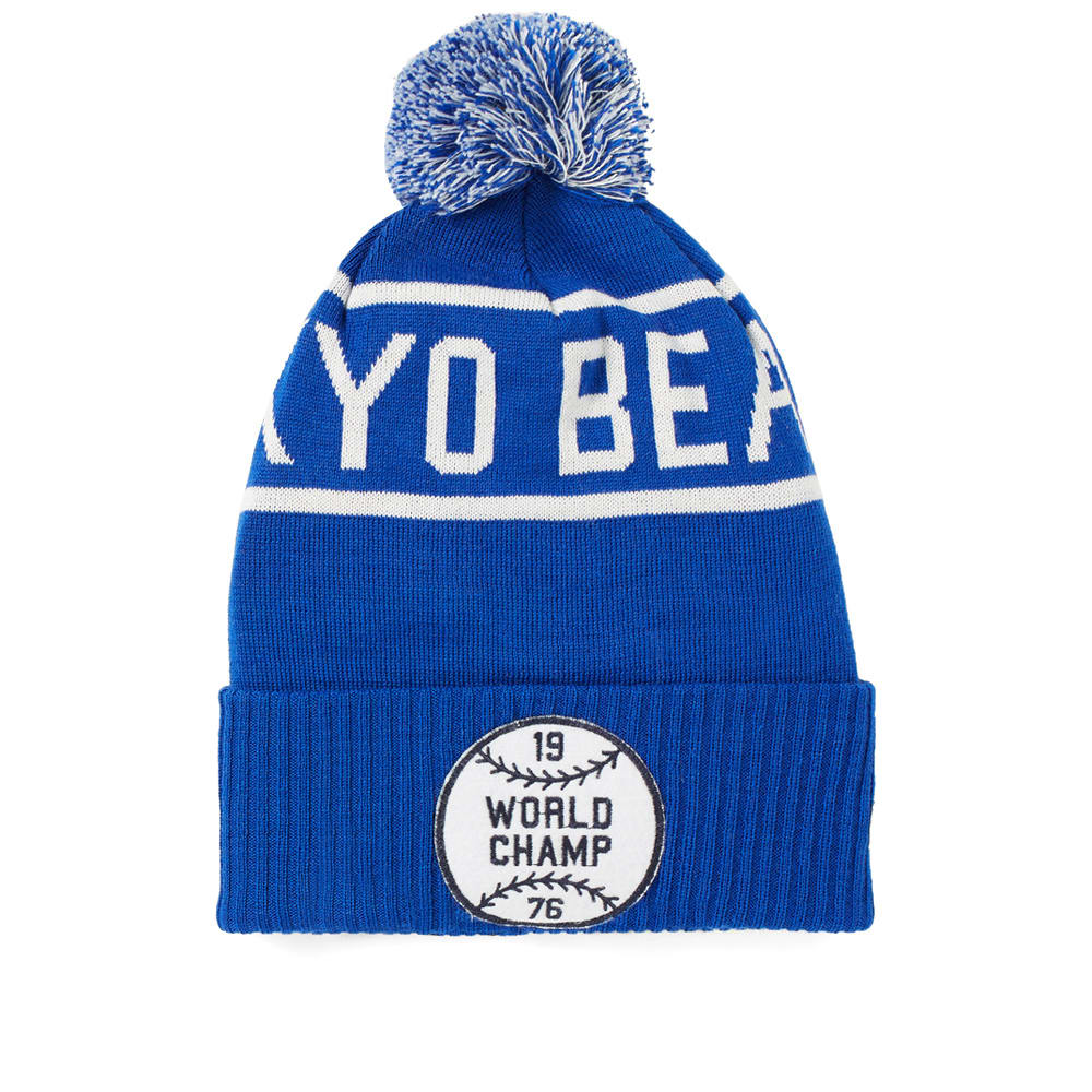 c078079786b82 Bobble Beanie Hat by CHAMPION X BEAMS buy at SUNDAY30.COM