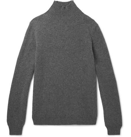 Paul Smith - Wool Rollneck Sweater - Gray, vendor code: 456371, photo 1