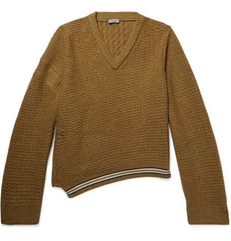 Lanvin - Oversized Wool And Alpaca-blend Sweater, vendor code: 455801, photo 1