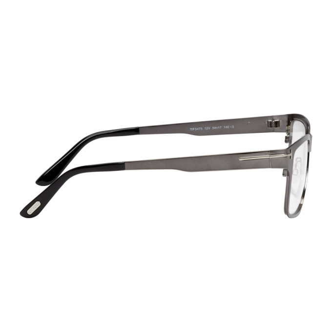 c9d93ba6c4 Black Soft Square Magnetic Clip Glasses by Tom Ford buy at SUNDAY30.COM