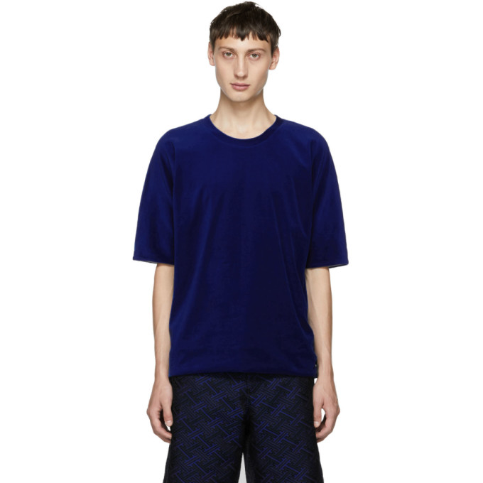 Blue Reversible Vintage T Shirt by 3.1 Phillip Lim buy at